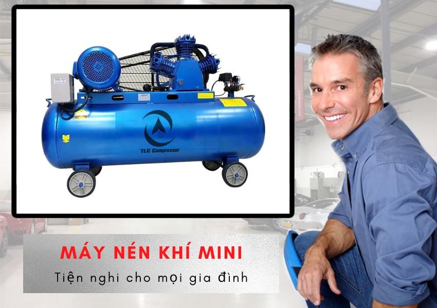 Máy nén khí mini cho gia đình