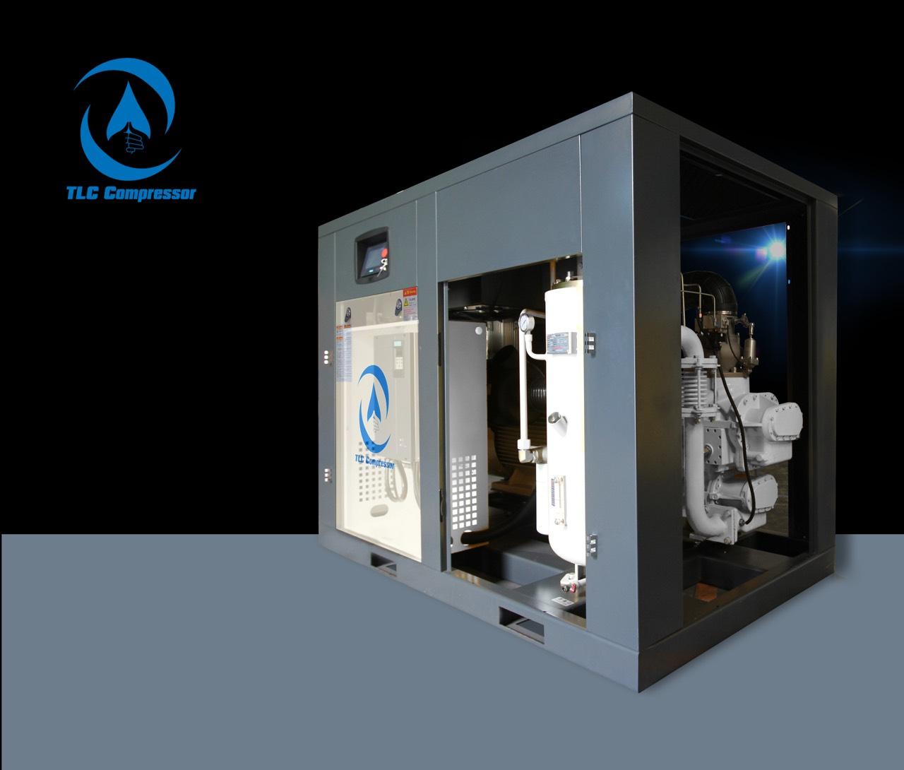 Máy nén khí trục vít TLC compressor