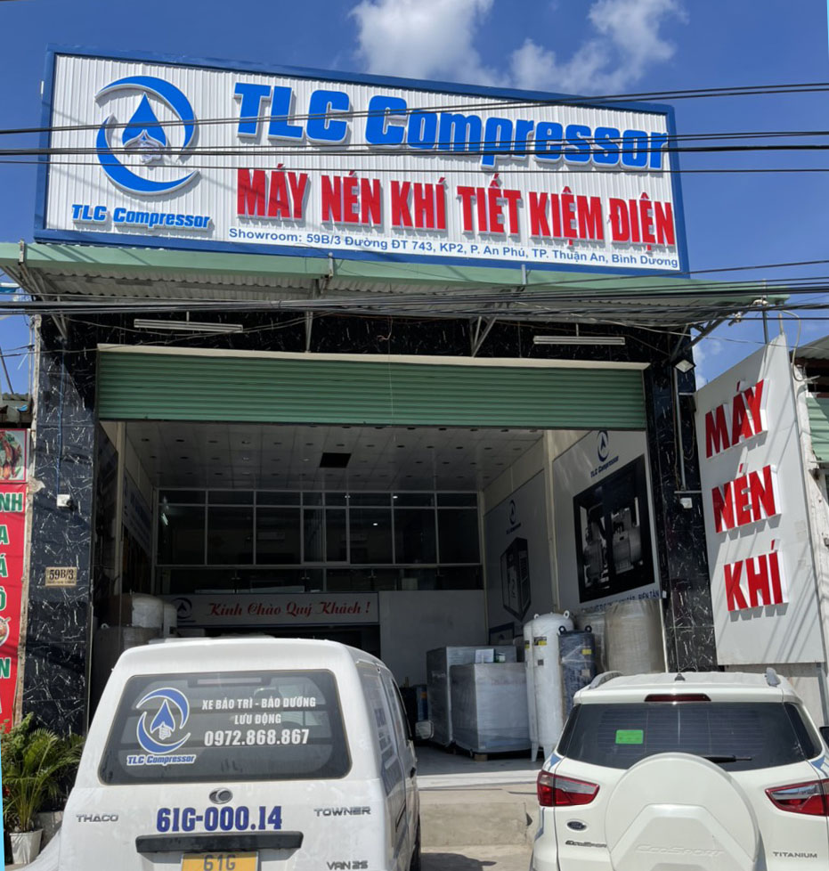 Showroom TLC Compressor
