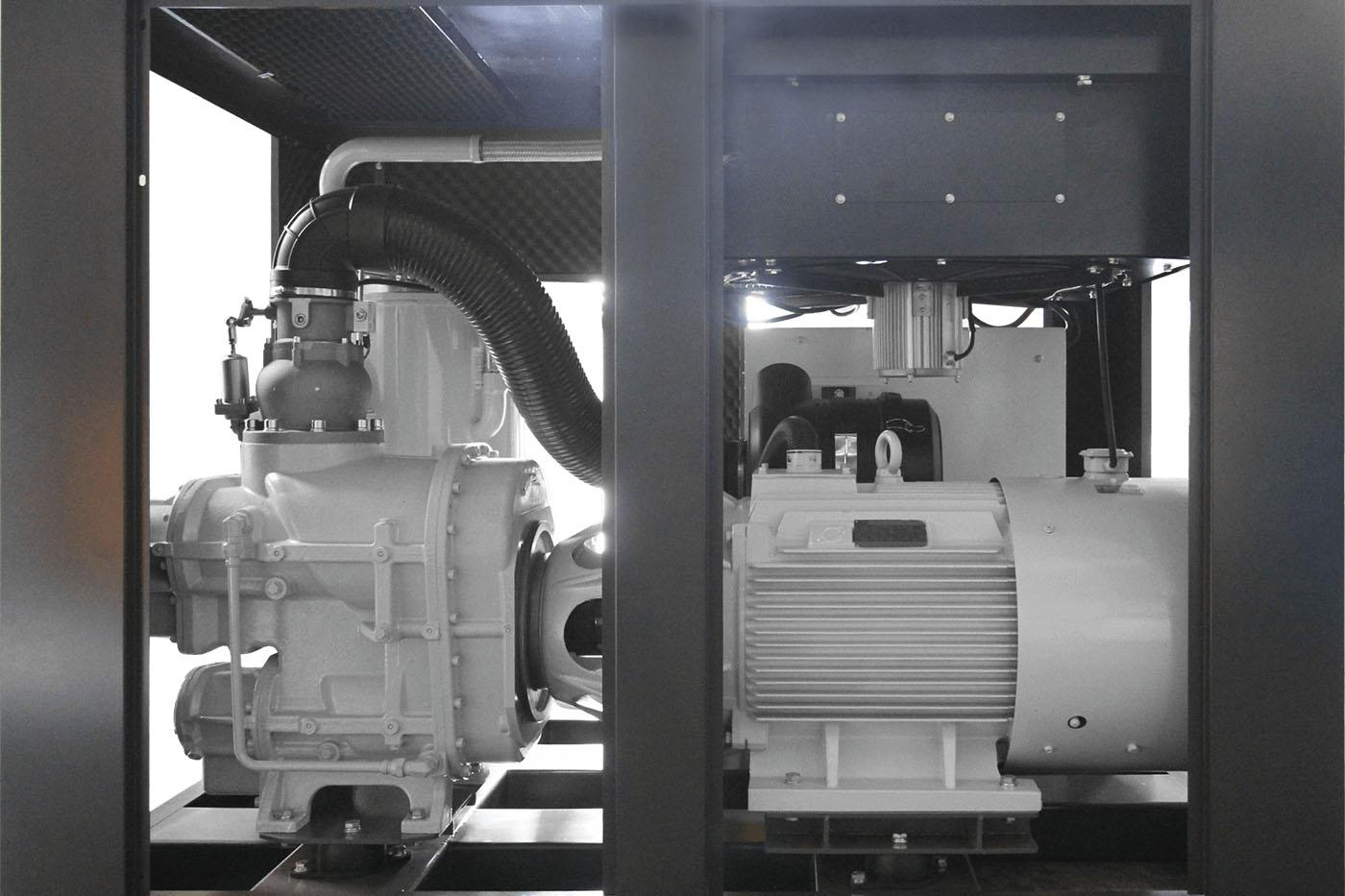 Máy nén khí TLC Compressor 100Hp Biến Tần – Vĩnh Từ